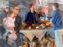 Her First Farmer's Market von Susan Savad