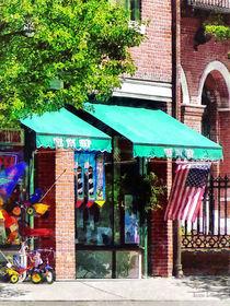 Bristol RI - Toy Shop  von Susan Savad