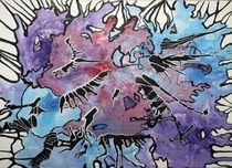 lila bunt by Grandjean Cedric
