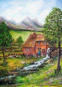 Sommer auf dem Land by G.Elisabeth Willner