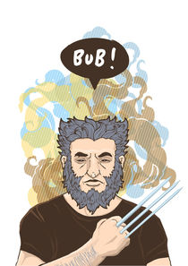 BUB! Wolverine by Geo Law