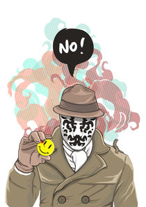 NO! Rorschach by Geo Law