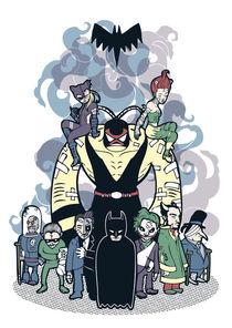 Batman-print
