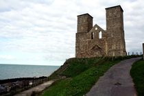 Reculver Abbey by Philipp Tillmann