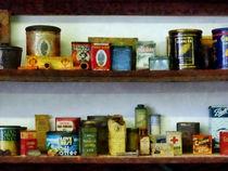 Corner Grocery Store von Susan Savad
