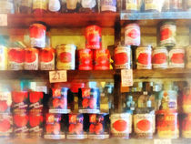 Canned Tomatoes von Susan Savad