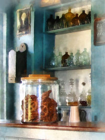 Big Jar of Pretzels von Susan Savad