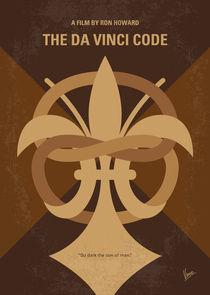 No548-my-da-vinci-code-minimal-movie-poster