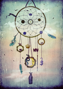 Dream Catcher von Sybille Sterk