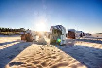 Strandkörbe von Kai Süselbeck