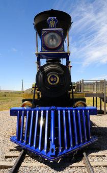 Historic Jupiter Steam Locomotive von Gary Whitton