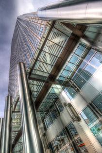 One Canada Square London von David Pyatt