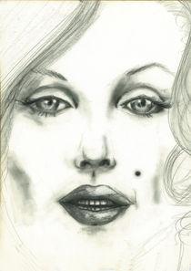 Beautiful Face  by Thom Lupari