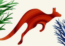 Kangaroo by mochawalk