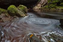 Whirlpool swirl von Leighton Collins