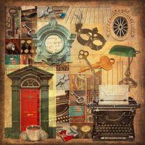 The writer by nidigicrea