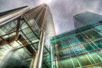 One Canada Square London by David Pyatt