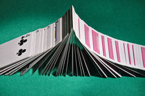 Playing cards domino by Angelo DeVal