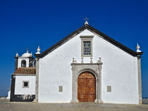 Church of Cacela Velha in Portugal von Angelo DeVal