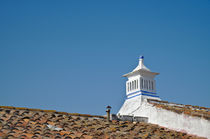 Traditional Algarve Roof and Chimney von Angelo DeVal