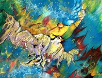 Jonathan Livingstone Seagull von Miki de Goodaboom