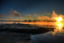 Winter warmth by Sondre Fagervoll-Stavik