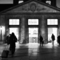 U wittenbergplatz by k-h.foerster _______                            port fO= lio