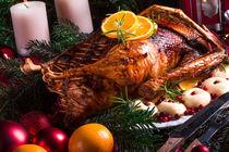 Christmas duck von dar1930