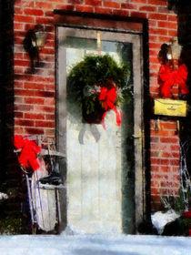 Christmas Sled by Susan Savad