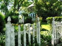 Garden Gate von Susan Savad
