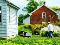 Working on the Farm von Susan Savad