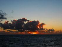 Dramatic Sea Sky at Dawn by Susan Savad