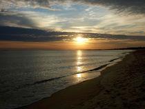 Sunrise in Norfolk VA by Susan Savad