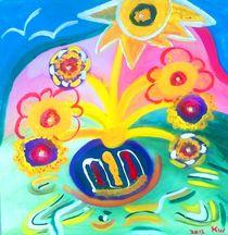 Fantasy Flowers von Karin Wagner