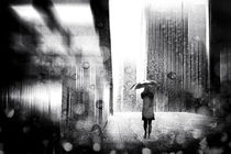 A raining day in Berlin von Stefan Eisele