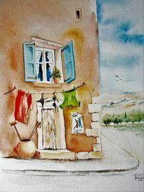 Roussillon von Theodor Fischer