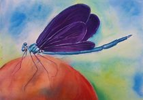 Libelle by Theodor Fischer