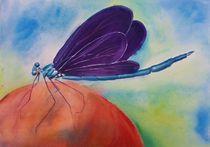 Libelle von Theodor Fischer