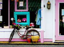 Bicycle By Antique Shop von Susan Savad