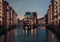 Wasserschloss Hamburg von Florian Kunde