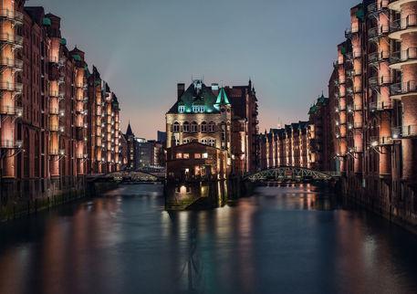 Wasserschloss-in-der-speicherstadt
