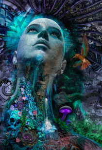 I Am What I Think by Ralf Schuetz