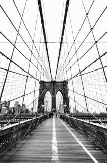 Brooklyn Bridge by Florian Kunde
