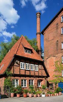 Ratsmühle in Lüneburg von gscheffbuch