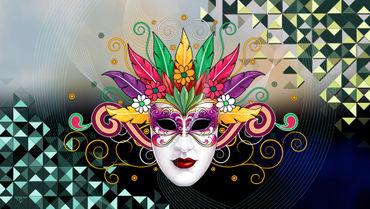 Mystery-mask