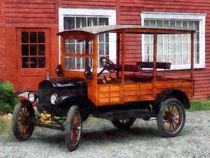 Model T Station Wagon von Susan Savad