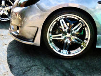 Shiny Wheels von Susan Savad