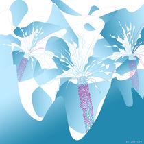 Blue Palm by jopelim