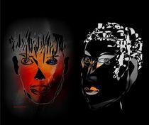 Faces by Bernado Lauer