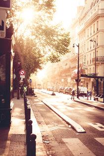 Montmartre Sunrise by mainztagram